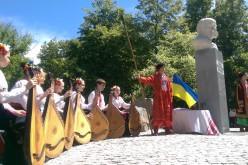 У Павлограді вшанували роковини перепоховання Тараса Шевченка (ФОТО і ВІДЕО)