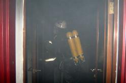 У Тернівці чоловіка врятували з палаючого будинку
