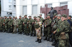 Павлоградські правоохоронці вирушили в зону АТО (ФОТО)