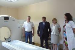 У Павлограді знову запрацював комп'ютерний томограф (ФОТО і ВІДЕО)