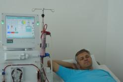 У відділенні гемодіалізу Павлограда вже отримують процедури 12 людей (ФОТОРЕПОРТАЖ)