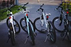 У парку ім. 1 травня з'явиться прокат велосипедів