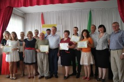 У Першотравенську нагородили переможців конкурсу «Місто своїми руками»