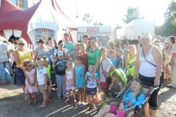 «Школа Ірини» відвідала цирк на воді