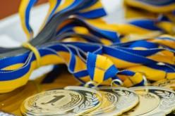 Павлоградские гимнастки завоевали призовые места на всеукраинском турнире