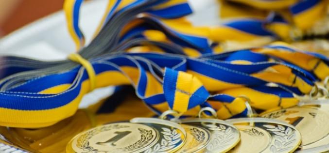 Павлоградские ушуисты привезли награды Чемпионата Украины