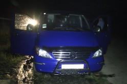 В Орлівщині у водосховищі потонуло авто з трьома пасажирами