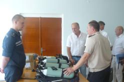 Рятувальники продемонстрували депутатам, куди витратили бюджетні кошти