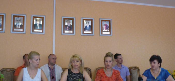 У Павлограді стартував проект на допомогу внутрішнім переселенцям