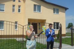 У Павлограді відкрили черговий дитячий будинок сімейного типу (ФОТО і ВІДЕО)