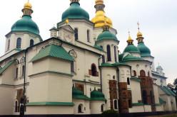 Подорожуй Україною: Собор Софії Київської (ФОТОРЕПОРТАЖ)