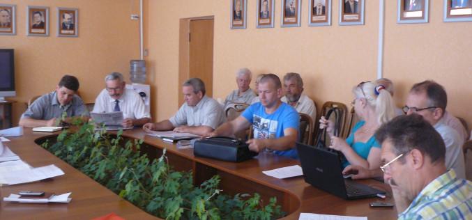 Громадська рада обговорила основні напрямки своєї роботи