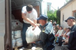 Міжнародна спільнота передала у Павлоград гуманітарну допомогу