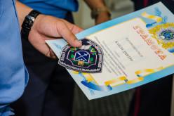Школярі Павлограда пройшли «курс «молодого бійця» в університеті внутрішніх справ (ФОТО)