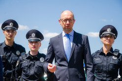 На Дніпропетровщині стартував набір до нової патрульної поліції (ФОТО І ВІДЕО)