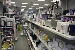У Павлограді горів склад магазину техніки