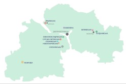 На Павлоградщині утворили дві сільські громади — Вербківську і Богданівську