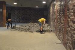 У молодіжному центрі Павлограда розпочався ремонт