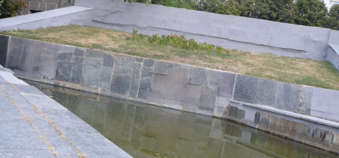 Павлоградський фонтан відремонтували, але не ввімкнули