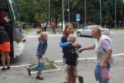 З відпочинку повернулися діти з малозабеспечених сімей