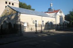 У Павлограді храм закидали «коктейлями Молотова»