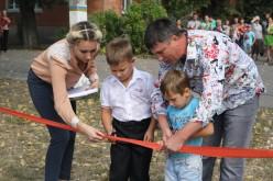 При поддержке ДТЭК и местных властей в Першотравенске реализованы семь проектов конкурса «Город своими руками»  на сумму 322,5 тыс. грн