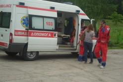Вызывать «скорую» будем через Днепропетровск