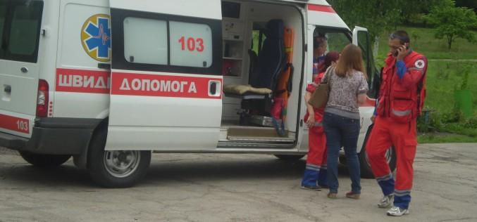 «Скорая помощь» Павлограда уже совершила более 11 тыс. выездов