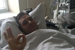 Медики продолжают бороться за жизнь павлоградца Сергея Москальца, раненого в АТО
