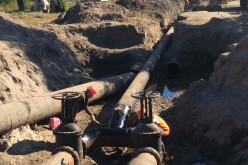 У Павлограді тривають роботи по заміні ділянки водоводу