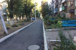 Біля ОСББ капітально відремонтували дорогу