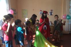 В Павлограде появилась комната «Свободной мамы» для семей-переселенцев (ФОТО и ВИДЕО)