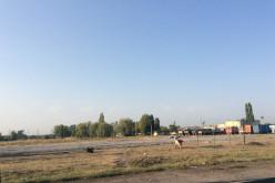 Что строят на ул. Днепровской?