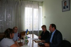 В Павлоградском районе зарегистрировалось 575 вынужденных переселенцев