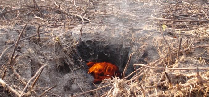 Названы причины, по которым Павлоград задыхается от дыма (ВИДЕО)
