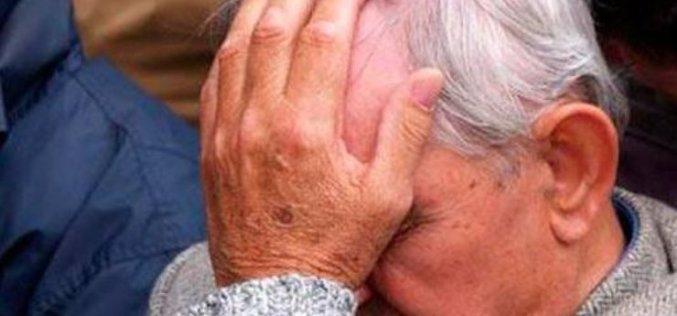 В Терновке застрелился пенсионер