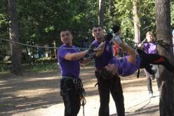 ДТЭК Павлоградуголь провел туристический слёт для своих шахтерских коллективов