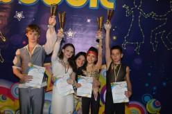 Воспитанники павлоградского клуба «Восторг» поедут на Чемпионат мира в Париж