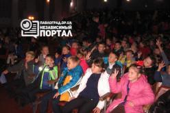 Павлоградские спасатели общались с детьми в театре