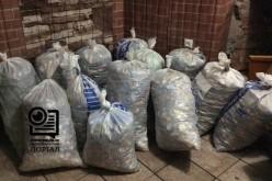 Павлоградцы собрали больше 46 тыс. пластиковых крышек для протезов военнослужащим