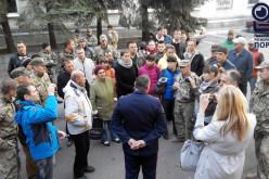 Павлоградская милиция обещает дать Сергею Тищенко положительную характеристику