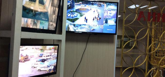 За павлоградцами наблюдают 9 видеокамер (ВИДЕО)