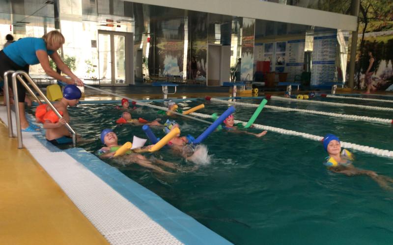 Четвероклашки могут посещать бассейн бесплатно