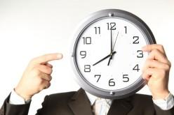 Не забудьте перевести часы на зимнее время!