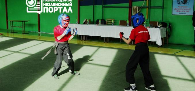 Павлоградские ушуисты прошли отбор на Чемпионат Украины (ФОТО)