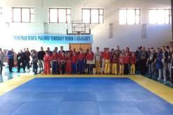 Павлоград принимает Чемпионат Украины по кикбоксингу (ВИДЕО)