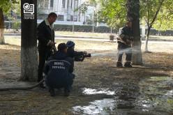 В Павлограде прошел детский фестиваль профессий (ФОТОРЕПОРТАЖ)