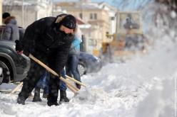 Фермеры Павлоградского района дают свою технику для расчистки дорог