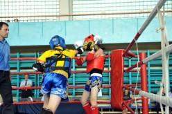 Павлоградские кикбоксеры — чемпионы Украины