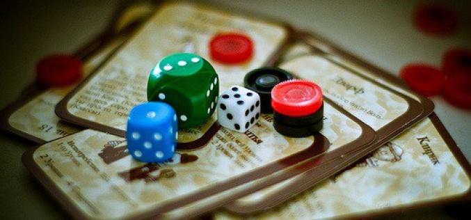 22 июля 17:00 — Вечер настольных игр — Игротека!